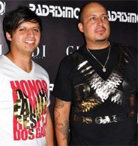 Ignacio and Zoro Rodriguez, of Dos Gallos